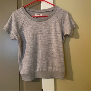 Golden by TNA Gray Top XS